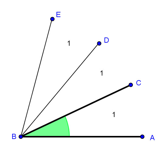 Measure Of An Angle : Angle measures learning and teaching math